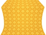 Vera silk (rayon brocade) (yellow/gold)