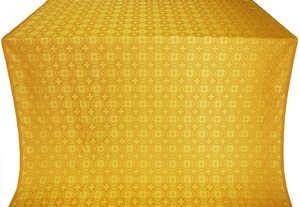 Perezvon metallic brocade (yellow/gold)