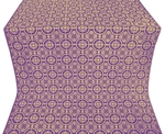 Posad metallic brocade (violet/gold)
