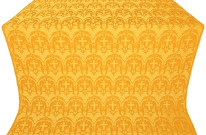 Vinograd metallic brocade (yellow/gold)