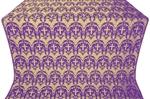 Vinograd metallic brocade (violet/gold)