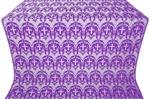 Vinograd metallic brocade (violet/silver)