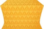 Vinograd silk (rayon brocade) (yellow/gold)
