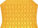 Royal Crown silk (rayon brocade) (yellow/gold)