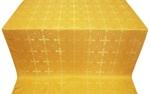 Polotsk metallic brocade (yellow/gold)