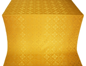 Vasilisa metallic brocade (yellow/gold)