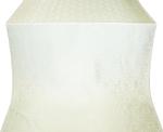 Simbirsk metallic brocade (white/silver)