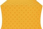Simbirsk silk (rayon brocade) (yellow/gold)
