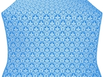 Venets metallic brocade (blue/silver)