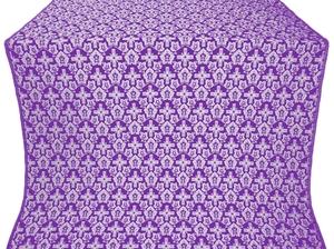 Venets metallic brocade (violet/silver)