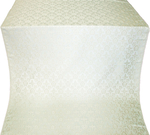 Venets metallic brocade (white/silver)