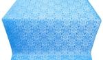 Klionik metallic brocade (blue/silver)