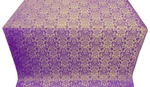 Klionik metallic brocade (violet/gold)