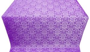 Klionik metallic brocade (violet/silver)