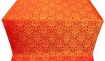 Klionik metallic brocade (red/gold)