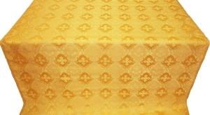 Nativity metallic brocade (yellow/gold)