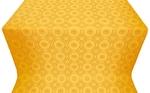 Samara metallic brocade (yellow/gold)