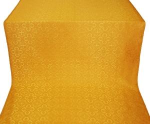 Rous' metallic brocade (yellow/gold)