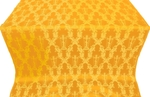 Golgotha metallic brocade (yellow/gold)