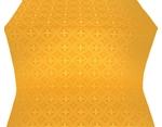 St. George Cross metallic brocade (yellow/gold)