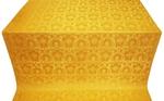 Ladoga metallic brocade (yellow/gold)