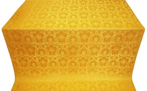 Ladoga metallic brocade (yellow/gold)