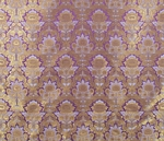 Leonil metallic brocade (violet/gold)