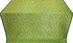 Sloboda metallic brocade (green/gold)