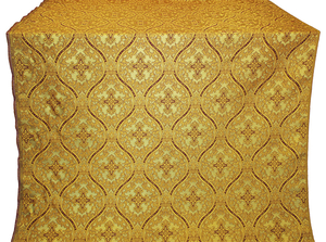 Pharos metallic brocade (yellow/gold)
