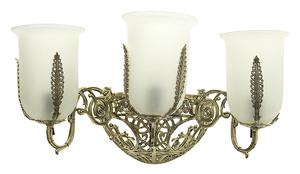 Сhurch wall lamp (3 lights)