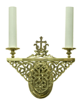 Church wall lamp (2 lights)