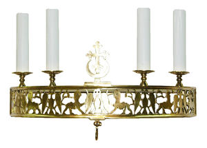 Сhurch wall lamp (for PAK-132) (4 lights)