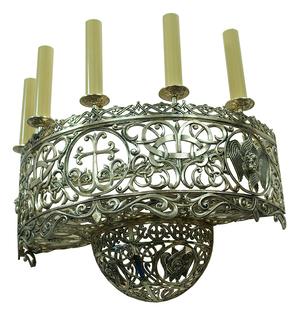 Church wall lamp (5 lights)