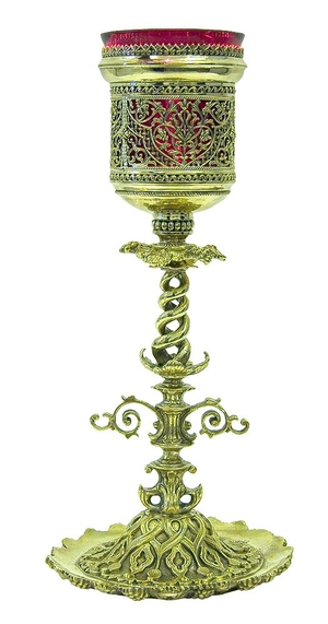 Holy table vigil lamp (small)