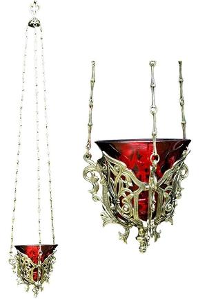 Hanging vigil lamp (small) - 3