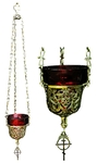 Hanging vigil lamp (small) - 7