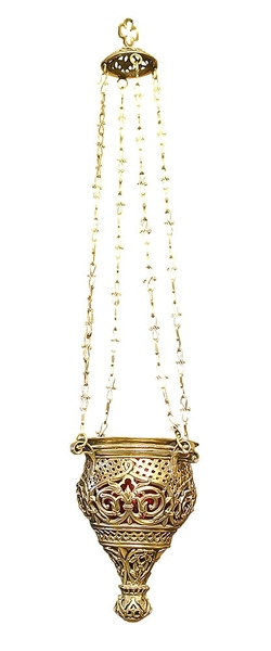 Hanging vigil lamp - 7