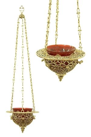Hanging vigil lamp - 8