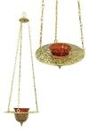 Hanging vigil lamp - 9