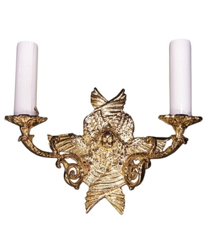 Church sconce Seraphim