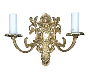 Church 2-light sconce (small)