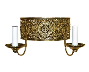 Church wall lamp Don (2 lights)