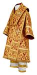 Bishop vestments - metallic brocade BG5 (claret-gold)