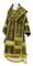 Bishop vestments - Theophania rayon brocade S3 (black-gold), Standard design
