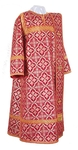 Deacon vestments - metallic brocade BG1 (red-gold)