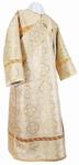Deacon vestments - metallic brocade BG2 (white-gold)