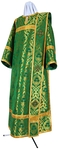 Deacon vestments - metallic brocade BG5 (green-gold)