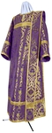 Deacon vestments - metallic brocade BG5 (violet-gold)