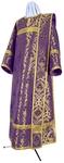 Deacon vestments - metallic brocade BG6 (violet-gold)