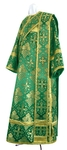Deacon vestments - rayon brocade S2 (green-gold)